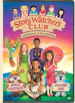 StoryWatchers Club™ World Folktales, Vol. 1